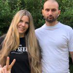 Repression gegen Cananbis Patienten: Magda Sebelka mit Heiko Hartnagel