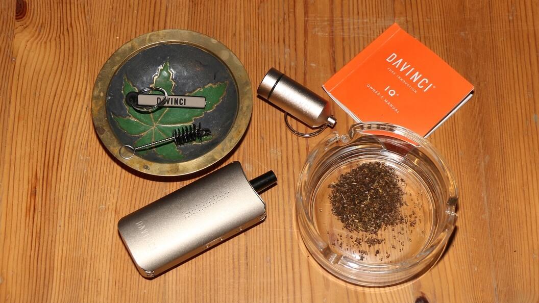 Vaporizer mit verbrauchten Kräutern – für die gesündere Cannabis Wirkung