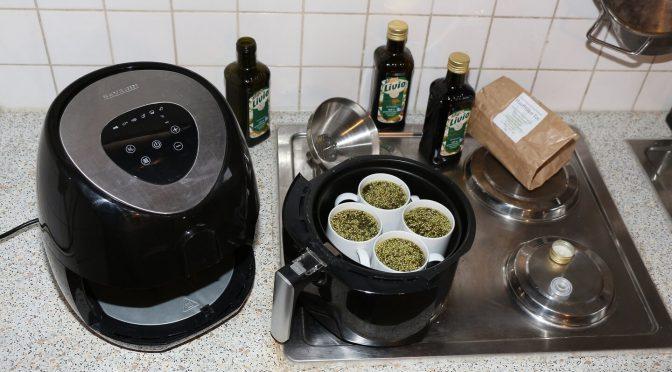 Einfachste Marihuana Decarboxylierung und Extraktion