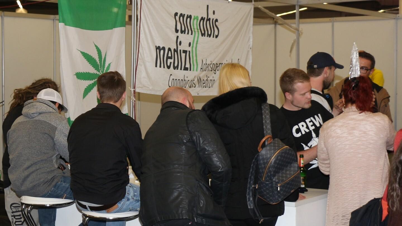 Viele Patienten tun sich in eigener Mission glaubwürdig für die Legalisierung von Cannabis hervor