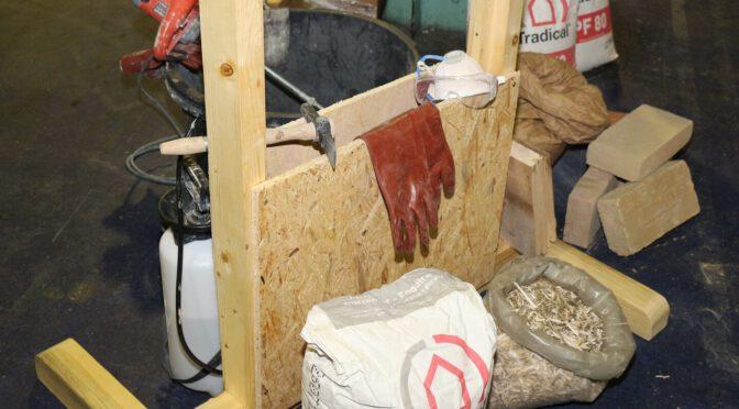 Nachhaltig bauen – Hanfbeton und Hanfsteine