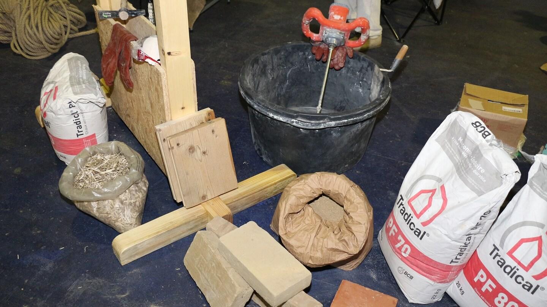 Nachwachsender Hanf, Lehm und Kalk – Naturstoffe für Allergiker und ökobewusste Bauherren