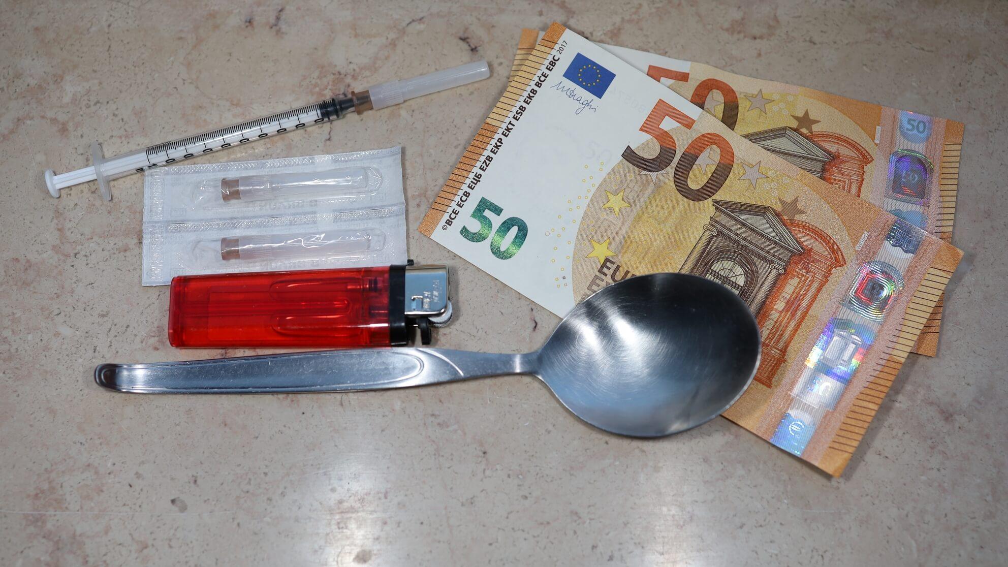 Harte Drogen – Entkriminalisierung beginnt
