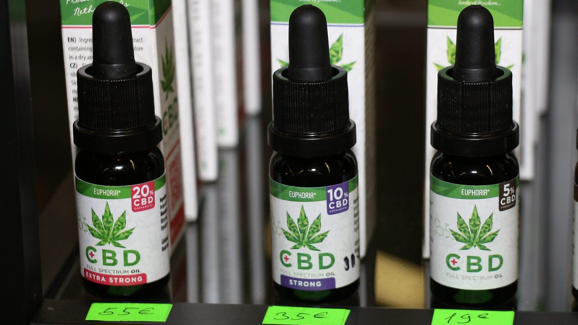 CBD als Wirkstoff von Cannabis aus dem Einzelhandel zum stolzen Preis
