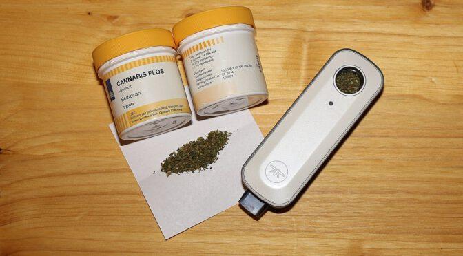 Die medizinische Einnahme von Cannabis soll schonend erfolgen – ein Vaporizer ist geeignet